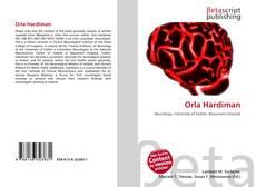 Bookcover of Orla Hardiman