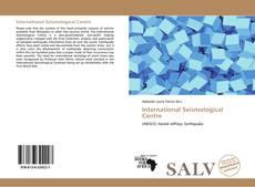 Bookcover of International Seismological Centre