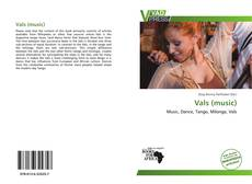 Bookcover of Vals (music)