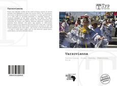 Bookcover of Varsovienne