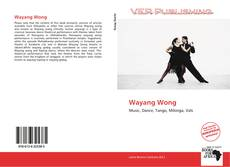 Обложка Wayang Wong