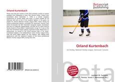 Обложка Orland Kurtenbach