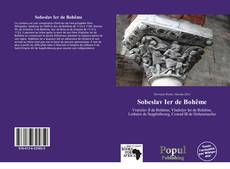 Bookcover of Sobeslav Ier de Bohême