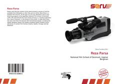 Bookcover of Reza Parsa