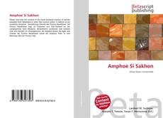 Bookcover of Amphoe Si Sakhon
