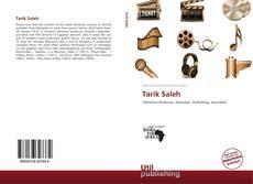 Tarik Saleh kitap kapağı