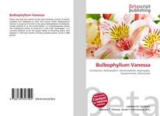 Borítókép a  Bulbophyllum Vanessa - hoz