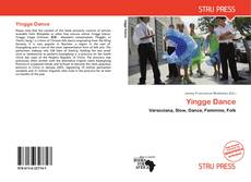 Bookcover of Yingge Dance