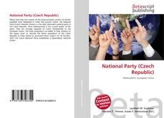 Copertina di National Party (Czech Republic)