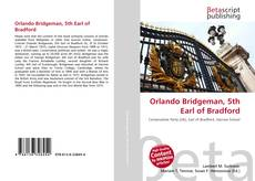 Bookcover of Orlando Bridgeman, 5th Earl of Bradford
