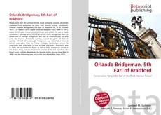 Обложка Orlando Bridgeman, 5th Earl of Bradford