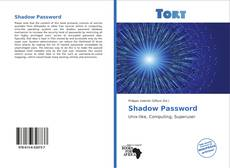 Buchcover von Shadow Password