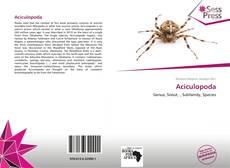 Couverture de Aciculopoda