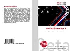 Bookcover of Musashi Number 9