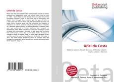 Bookcover of Uriel da Costa