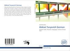 Bookcover of Aleksei Yuryevich German