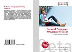 Couverture de National Pedagogic University (Mexico)