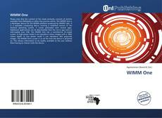 Bookcover of WIMM One