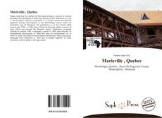 Bookcover of Marieville , Quebec