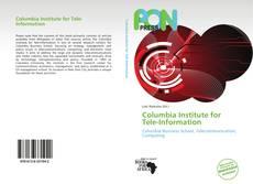 Buchcover von Columbia Institute for Tele-Information