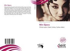 Bookcover of Min Opera