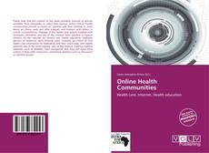 Bookcover of Online Health Communities