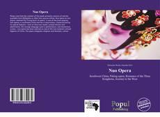 Bookcover of Nuo Opera