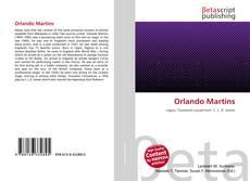Orlando Martins的封面
