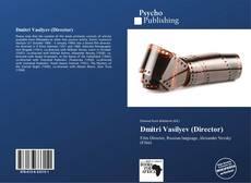 Capa do livro de Dmitri Vasilyev (Director)