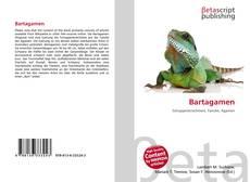 Buchcover von Bartagamen