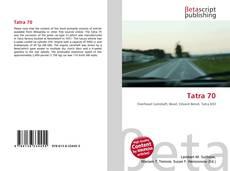 Capa do livro de Tatra 70