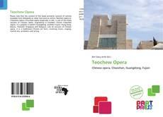 Обложка Teochew Opera