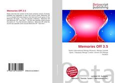 Bookcover of Memories Off 3.5