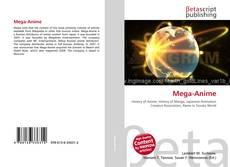 Bookcover of Mega-Anime