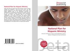 Bookcover of National Plan for Hispanic Ministry