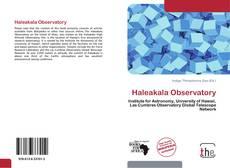 Capa do livro de Haleakala Observatory