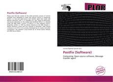 Bookcover of Postfix (Software)