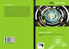 Bookcover of David Szatmary