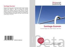 Santiago Guzmán kitap kapağı