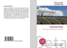 Bookcover of Orlando Peña