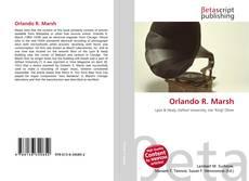 Capa do livro de Orlando R. Marsh