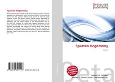 Bookcover of Spartan Hegemony