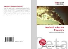 National Pollutant Inventory的封面