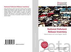 National Pollutant Release Inventory的封面