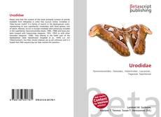 Couverture de Urodidae