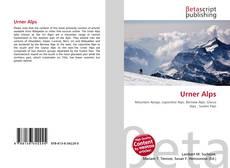 Copertina di Urner Alps