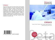 Обложка CYP2A13