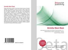 Bookcover of Urmila Devi Dasi