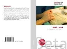 Buchcover von BasicLinux