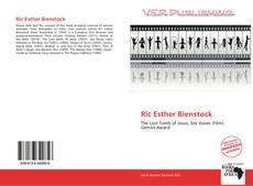 Bookcover of Ric Esther Bienstock